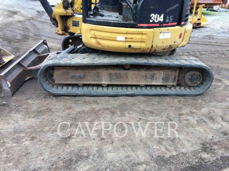 CATERPILLAR TRACK EXCAVATORS 304CR equipment  photo 14