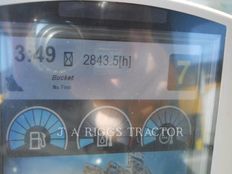 CATERPILLAR KETTEN-HYDRAULIKBAGGER 324E 9 equipment  photo 23