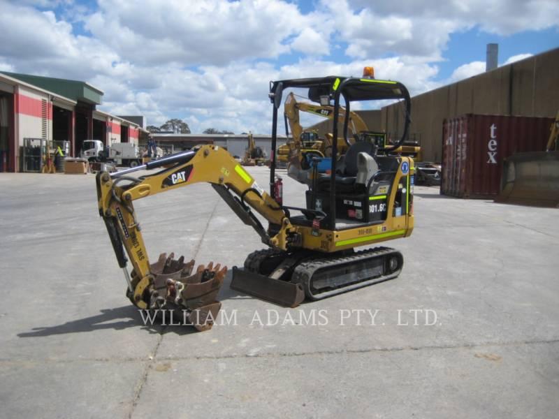 CATERPILLAR TRACK EXCAVATORS 301.6C equipment  photo 1