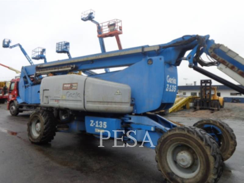 GENIE INDUSTRIES  PLATAFORMA DE ACESSO Z-135/70RT equipment  photo 1