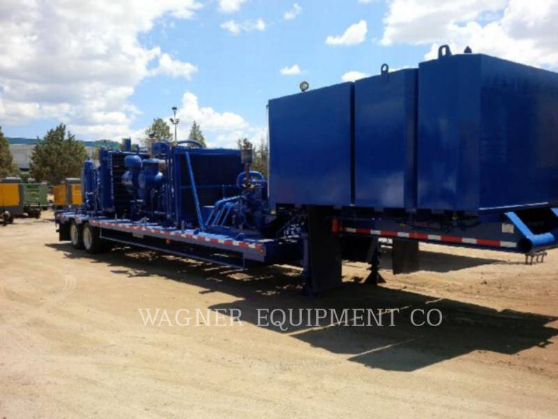 SULLAIR AIR COMPRESSOR 1350XHA equipment  photo 1