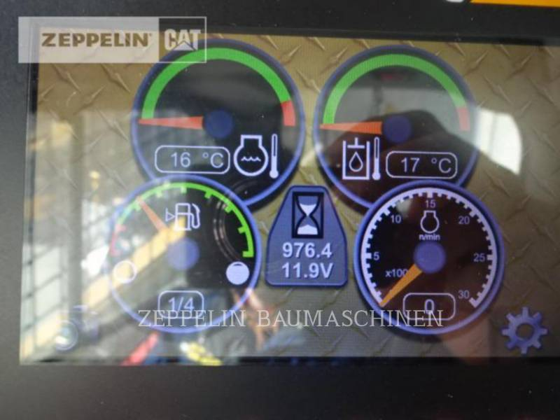 CATERPILLAR ŁADOWARKI ZE STEROWANIEM BURTOWYM 246D equipment  photo 11