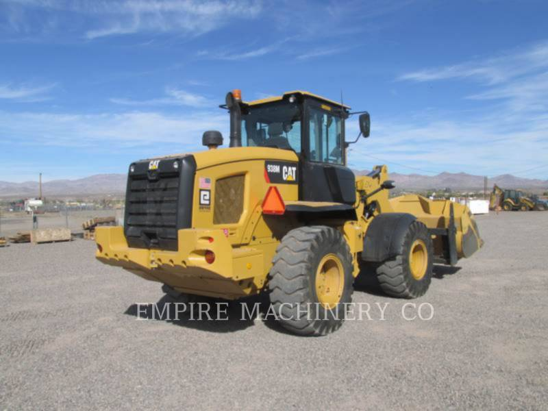 CATERPILLAR WHEEL LOADERS/INTEGRATED TOOLCARRIERS 938M FC equipment  photo 2
