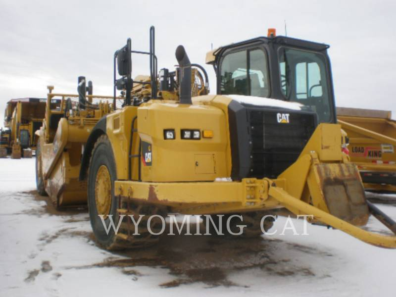CATERPILLAR DECAPEUSES AUTOMOTRICES 627H equipment  photo 1