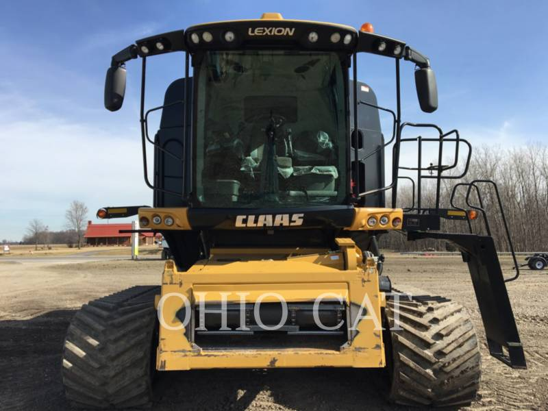 CLAAS OF AMERICA COMBINADOS LEX740TT equipment  photo 6