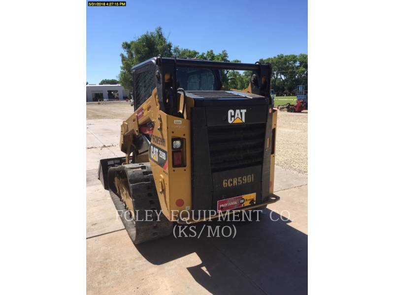 CATERPILLAR DELTALADER 259DSTD2CA equipment  photo 4
