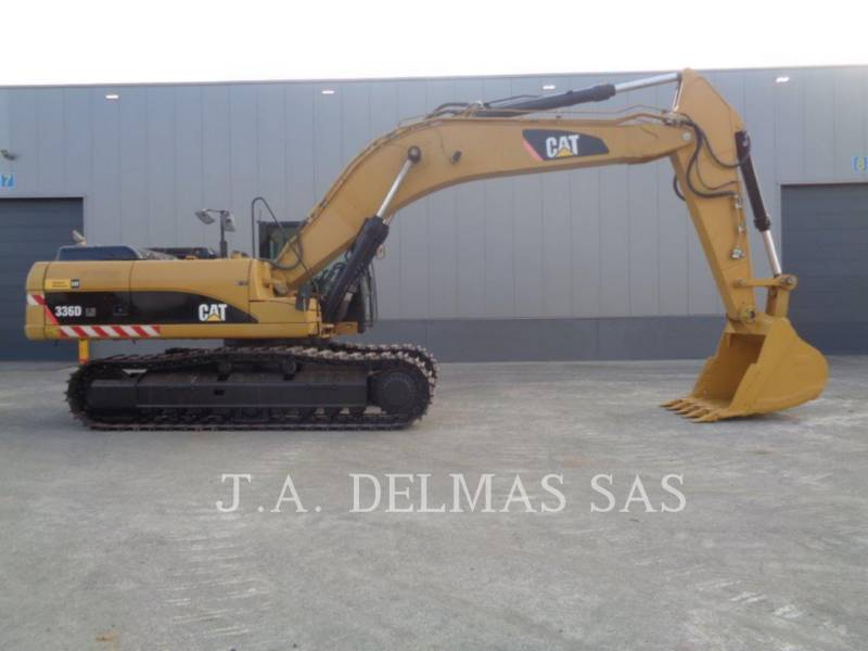 CATERPILLAR TRACK EXCAVATORS 336DLN equipment  photo 10