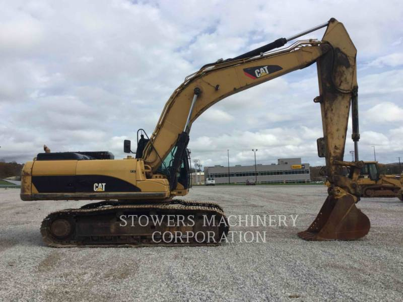 CATERPILLAR EXCAVADORAS DE CADENAS 330DL equipment  photo 9