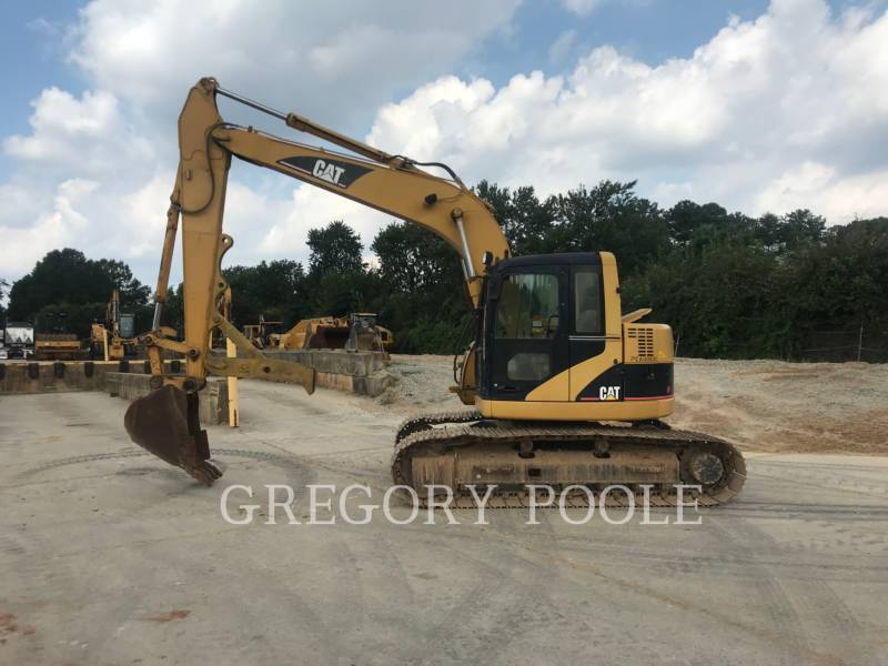 CATERPILLAR KETTEN-HYDRAULIKBAGGER 314C LCR equipment  photo 5