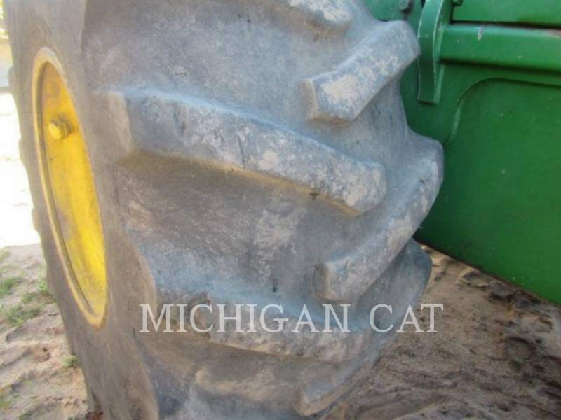 JOHN DEERE FORESTRY - FELLER BUNCHERS - WHEEL 843J WFELLER equipment  photo 10