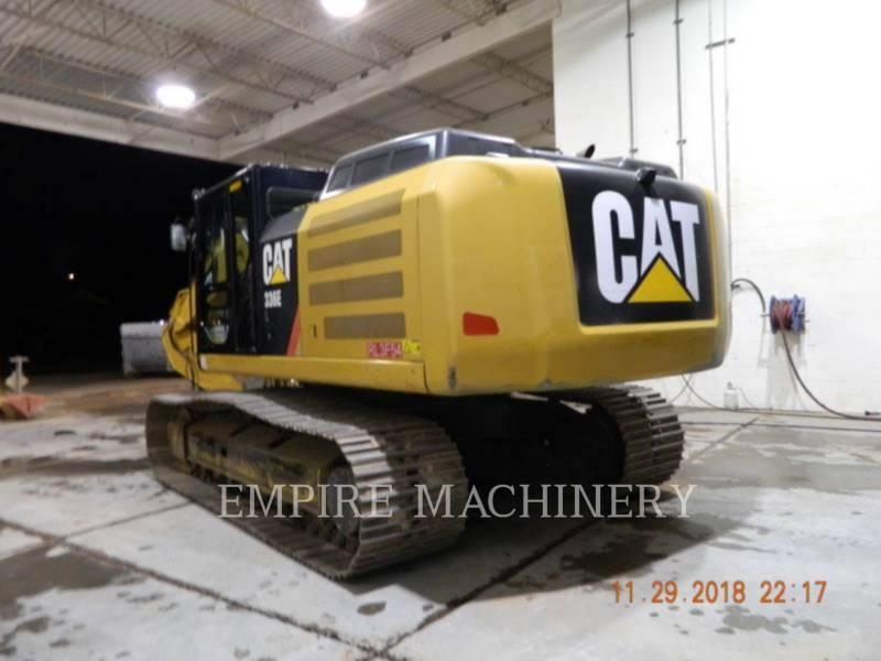 CATERPILLAR KOPARKI GĄSIENICOWE 336EL equipment  photo 3