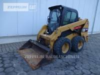 Equipment photo CATERPILLAR 236D CHARGEURS COMPACTS RIGIDES 1