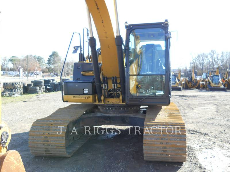 CATERPILLAR EXCAVADORAS DE CADENAS 320E 9TC equipment  photo 7