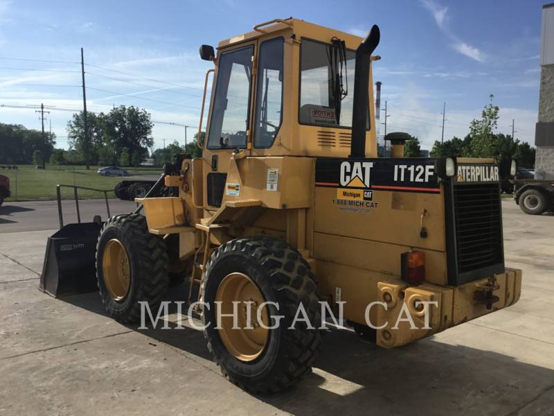 CATERPILLAR WHEEL LOADERS/INTEGRATED TOOLCARRIERS IT12F equipment  photo 4