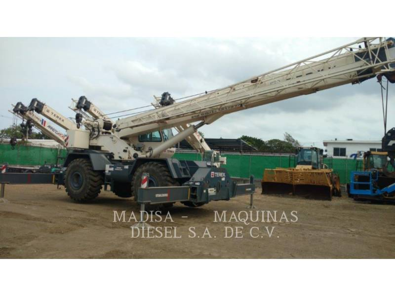 TEREX EQUIP. LTD. CRANES RT670 equipment  photo 3