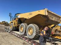 CATERPILLAR ARTICULATED TRUCKS 730 TG equipment  photo 3