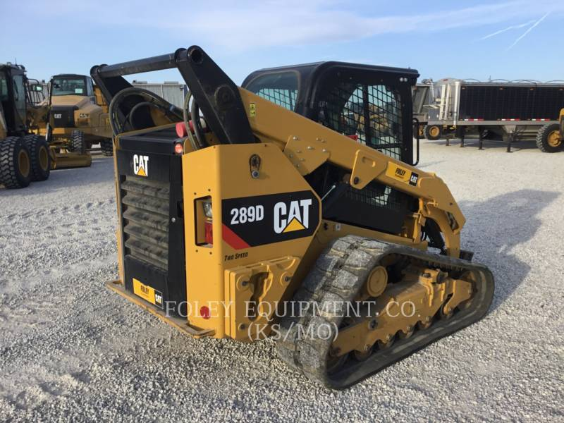 CATERPILLAR CHARGEURS COMPACTS RIGIDES 289DSTD2CA equipment  photo 4