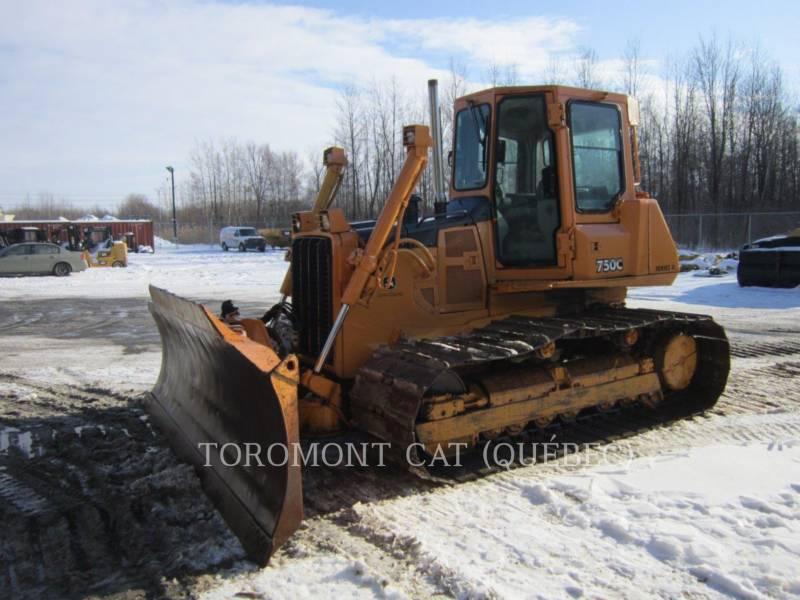JOHN DEERE ブルドーザ 750CL equipment  photo 1