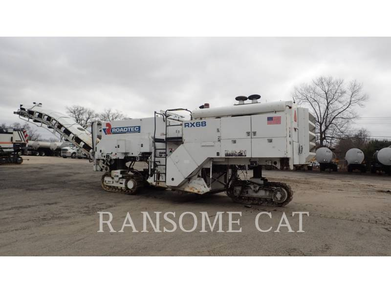 ROADTEC WT - COLD PLANER RX68B equipment  photo 3