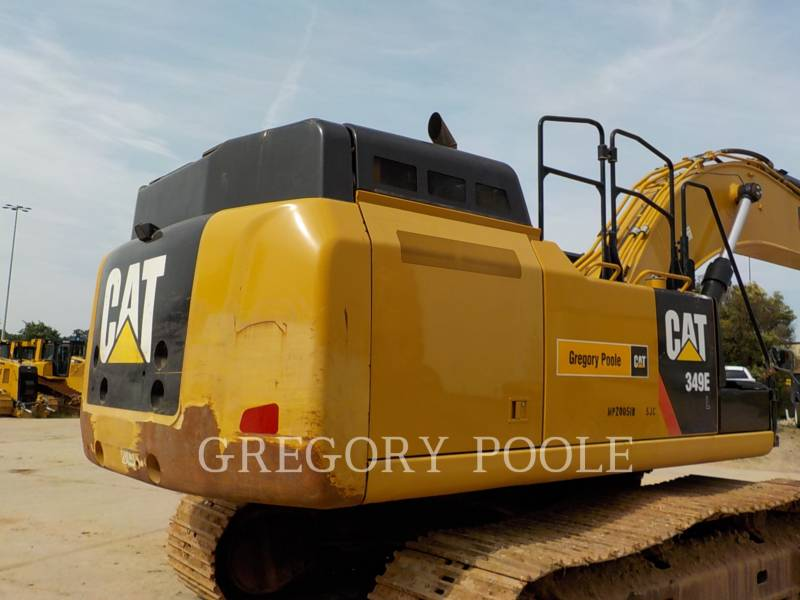 CATERPILLAR TRACK EXCAVATORS 349EL equipment  photo 11