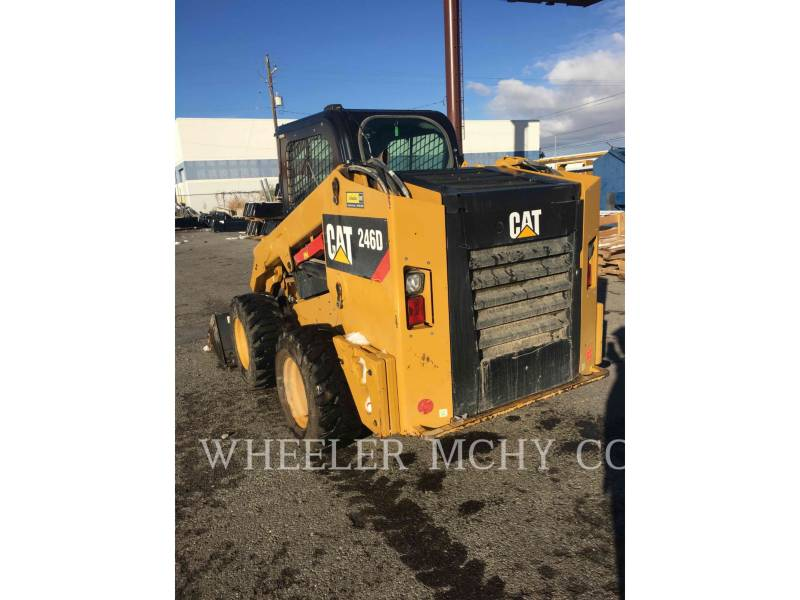 CATERPILLAR MINICARGADORAS 246D C3-H2 equipment  photo 6