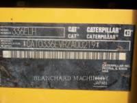 CATERPILLAR EXCAVADORAS DE CADENAS 336E equipment  photo 17