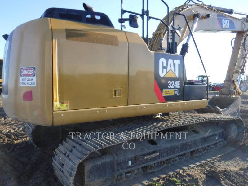 CATERPILLAR PELLES SUR CHAINES 324E L equipment  photo 3