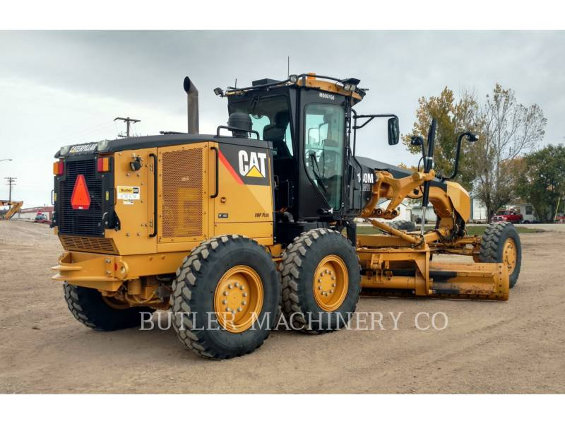 CATERPILLAR RÓWNIARKI SAMOBIEŻNE 140 M AWD VHP PLUS equipment  photo 4