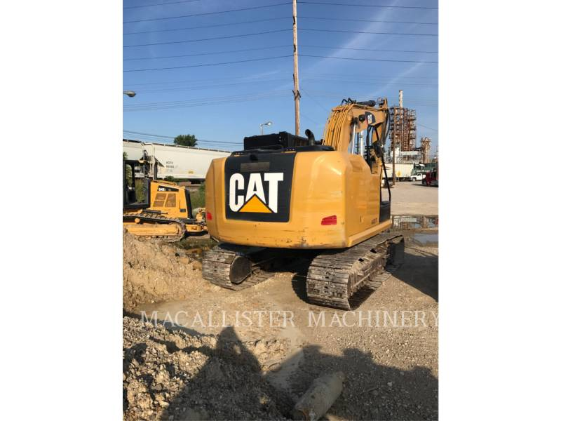 CATERPILLAR TRACK EXCAVATORS 312EL equipment  photo 4