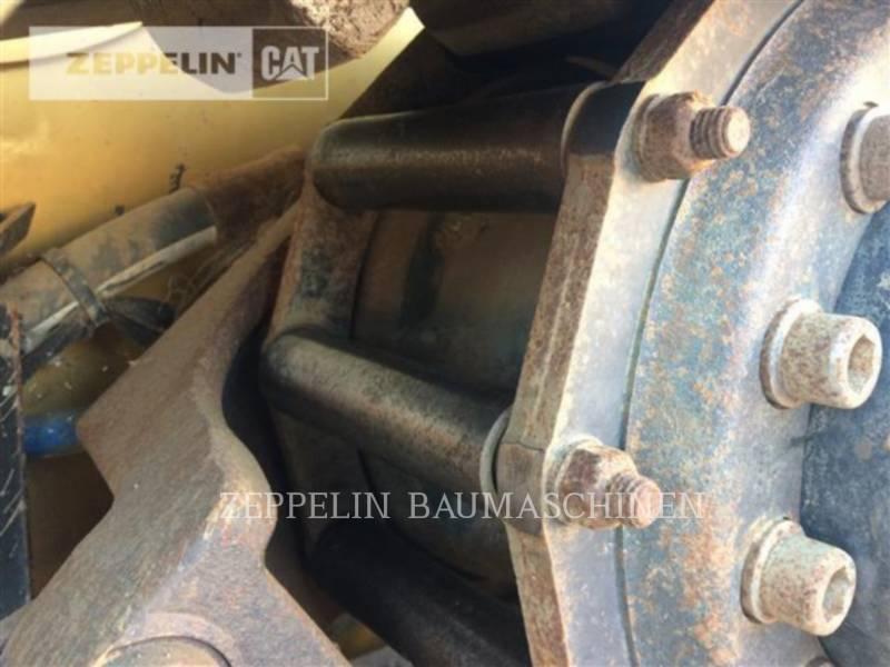 CATERPILLAR DELTALADER 257D equipment  photo 11