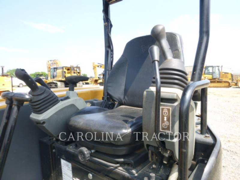 CATERPILLAR TRACK EXCAVATORS 305E2 equipment  photo 4