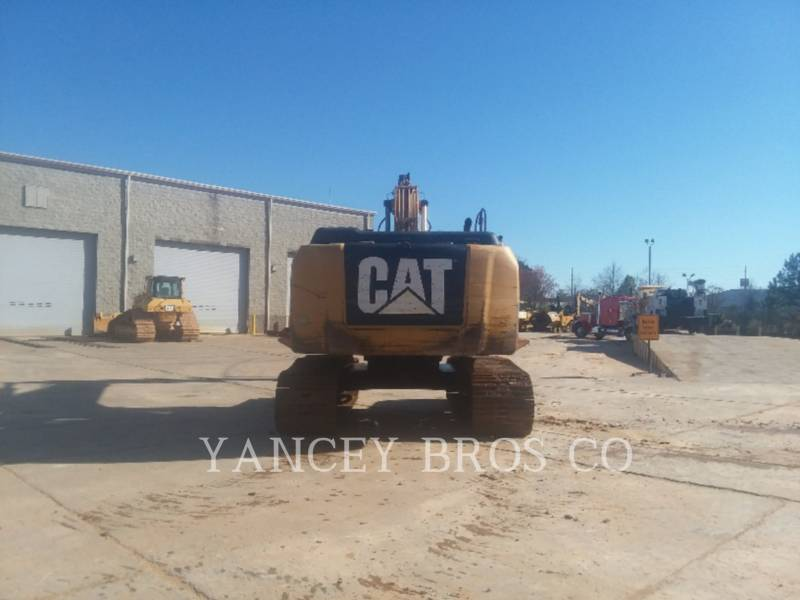 CATERPILLAR PELLES SUR CHAINES 329E equipment  photo 2