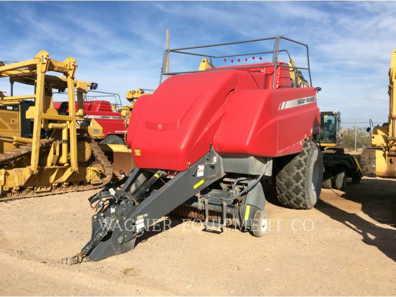 MASSEY FERGUSON MATERIELS AGRICOLES POUR LE FOIN MF2190/ACC equipment  photo 1