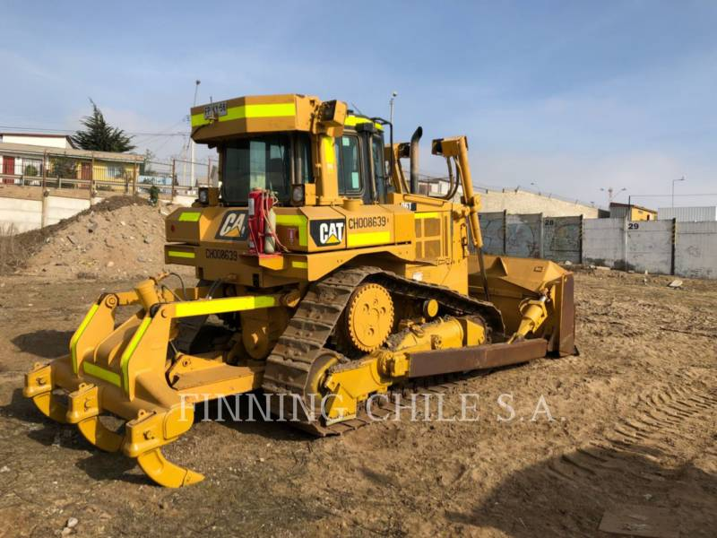 CATERPILLAR CIĄGNIKI GĄSIENICOWE D6T equipment  photo 3