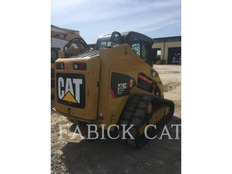 CATERPILLAR CARGADORES MULTITERRENO 279C2C3TL3 equipment  photo 5