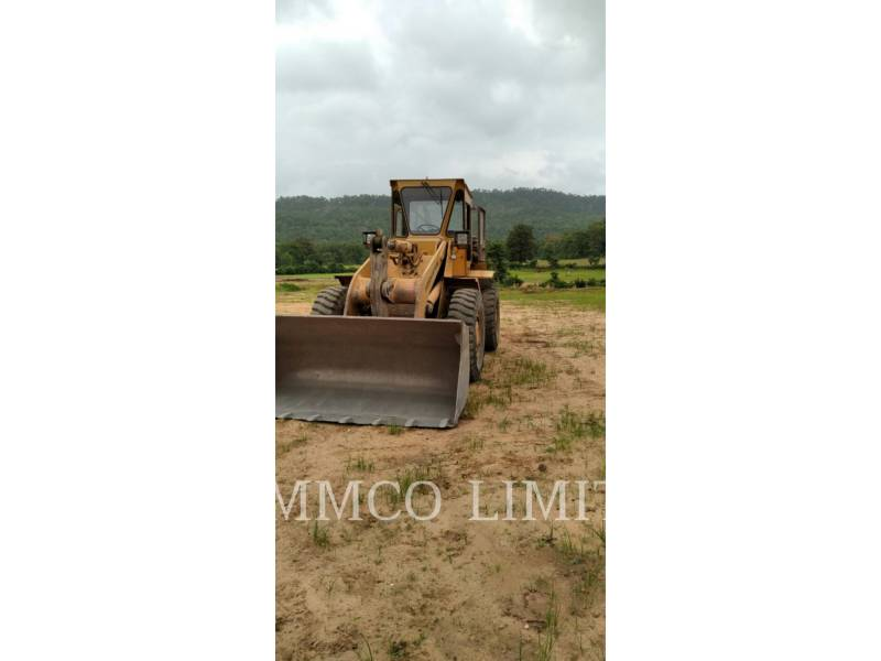 CATERPILLAR MINING WHEEL LOADER 2021Z equipment  photo 9