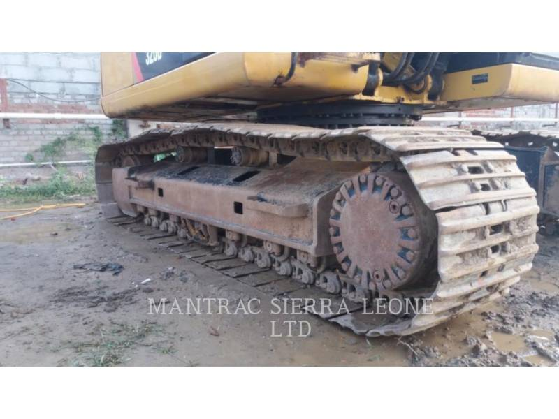 CATERPILLAR TRACK EXCAVATORS 320 D equipment  photo 10