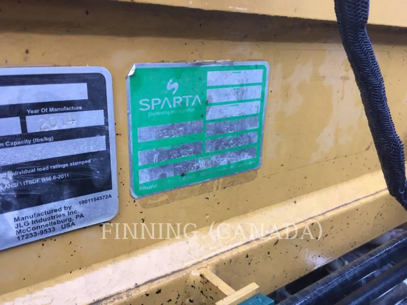 CATERPILLAR TELESKOPSTAPLER TL1255C equipment  photo 6