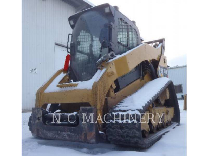 CATERPILLAR スキッド・ステア・ローダ 299D XHP equipment  photo 1