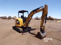 CATERPILLAR TRACK EXCAVATORS 303.5 E2 CR equipment  photo 7