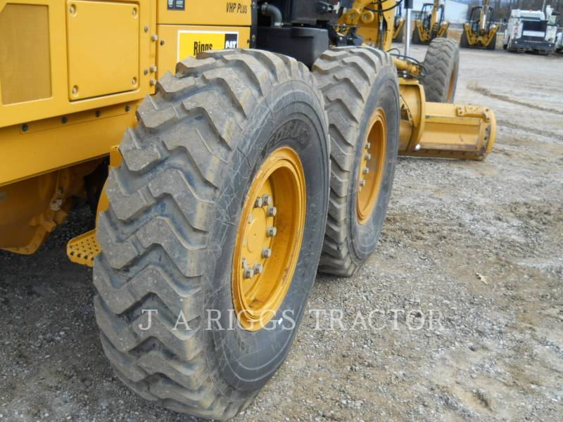 CATERPILLAR NIVELEUSES 140M LC14 equipment  photo 9
