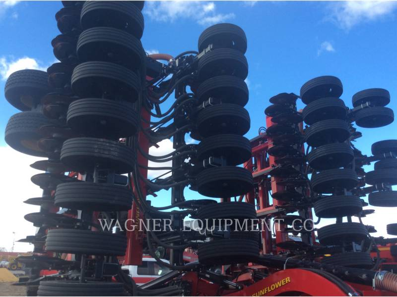 SUNFLOWER MFG. COMPANY  TILLER SF9850-60 equipment  photo 4