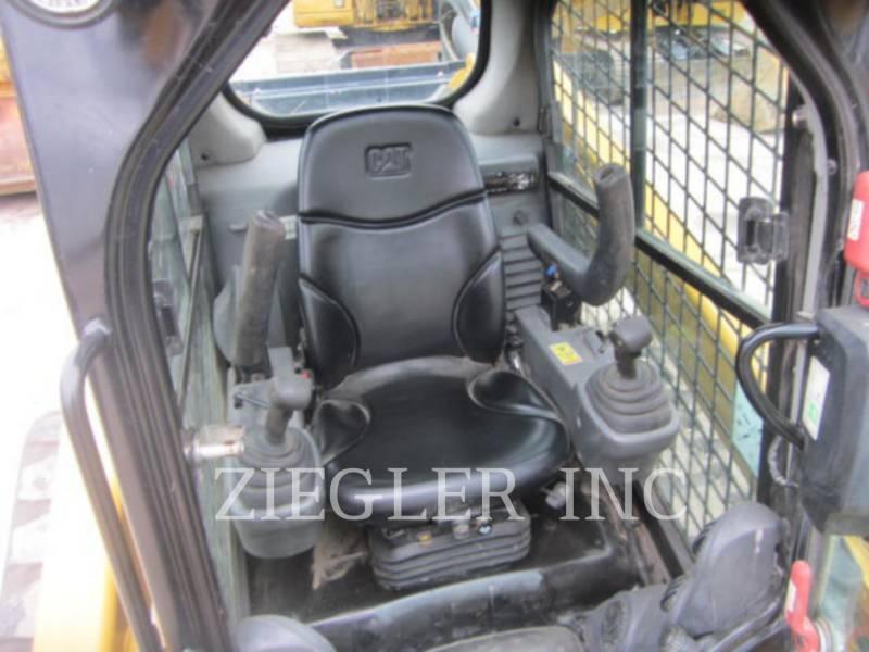 CATERPILLAR CARGADORES MULTITERRENO 299DS equipment  photo 4