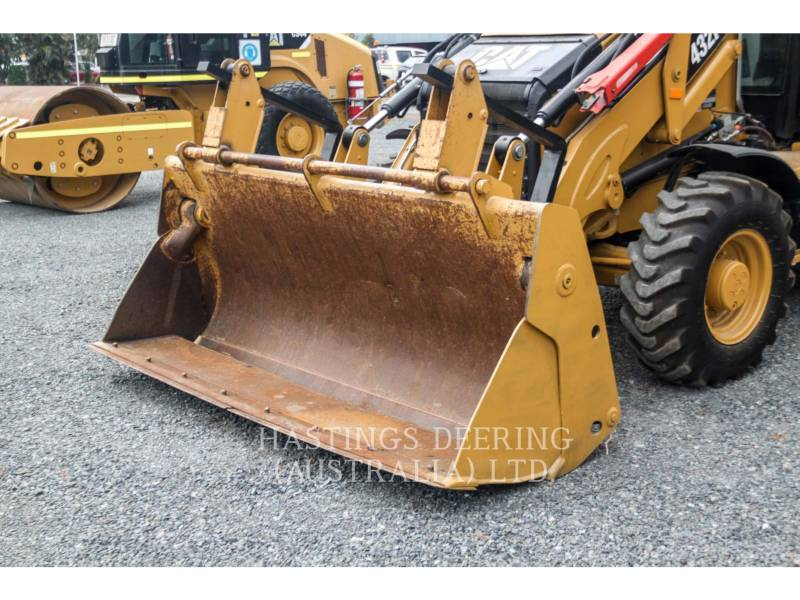 CATERPILLAR RETROEXCAVADORAS CARGADORAS 432F equipment  photo 10