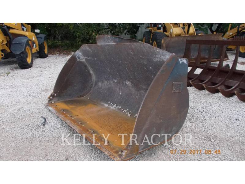CATERPILLAR WT - GODET FUSION QUICK COUPLER BUCKET FOR CAT 930K equipment  photo 2