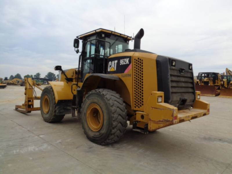 Caterpillar ÎNCĂRCĂTOARE PE ROŢI/PORTSCULE INTEGRATE 962K equipment  photo 3