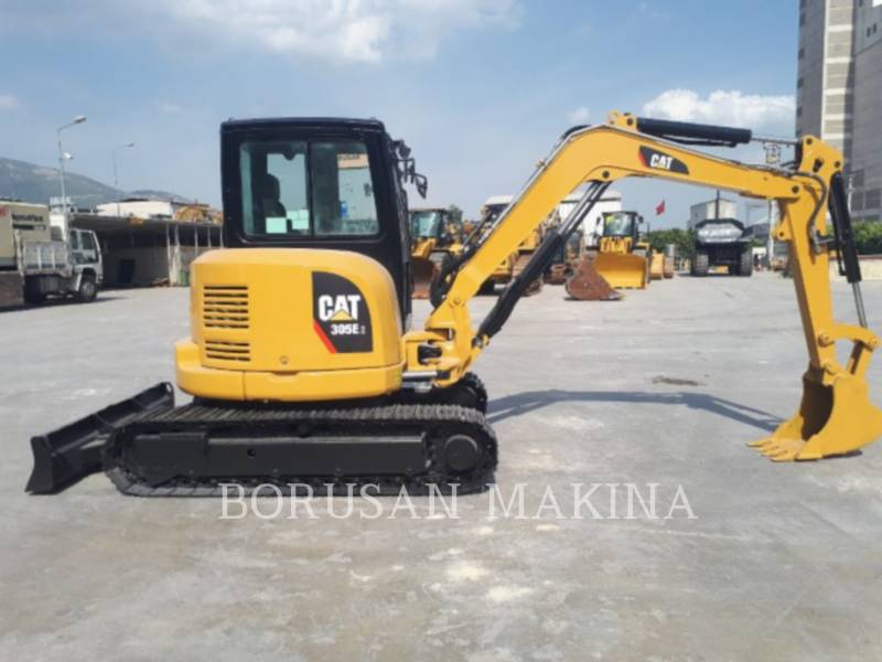CATERPILLAR ESCAVATORI CINGOLATI 305E2CR equipment  photo 1