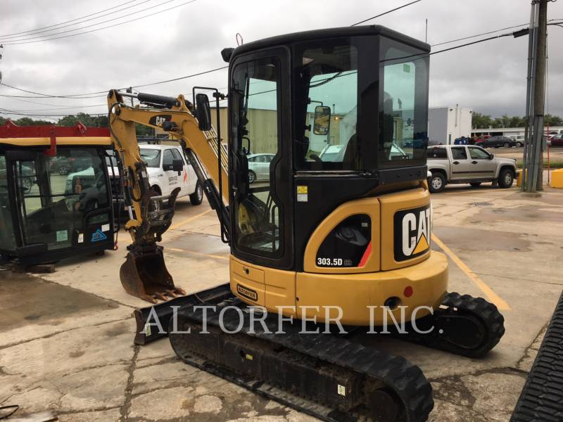 CATERPILLAR ESCAVATORI CINGOLATI 303.5DCR equipment  photo 4