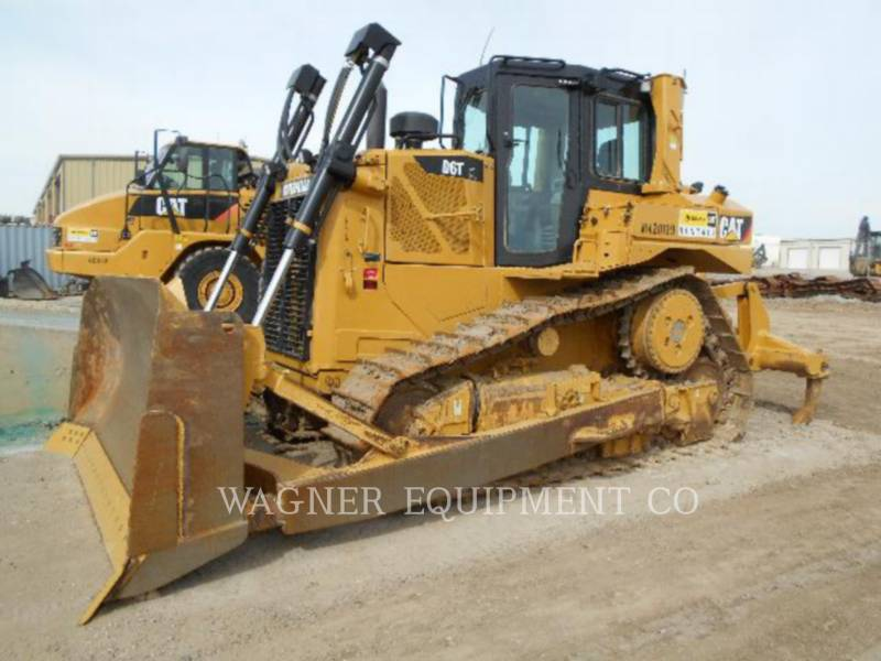 CATERPILLAR TRACK TYPE TRACTORS D6T XL DS equipment  photo 1