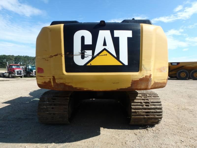CATERPILLAR PELLES SUR CHAINES 336EL equipment  photo 3